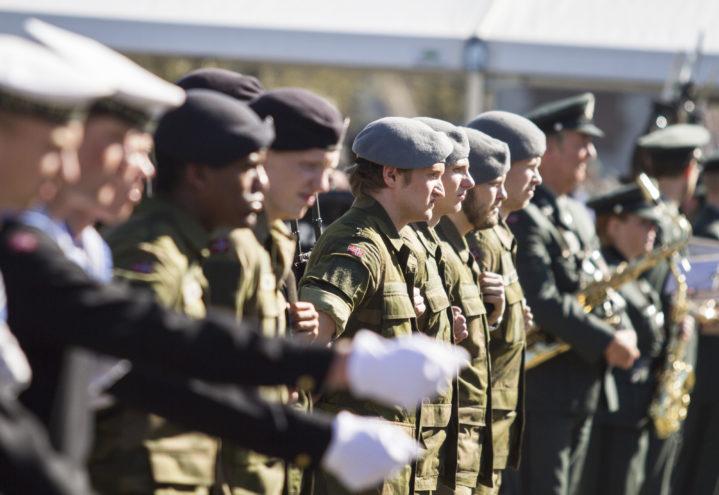KOLs grunnleggende innspill til utvikling av Forsvarets utdanningsordning