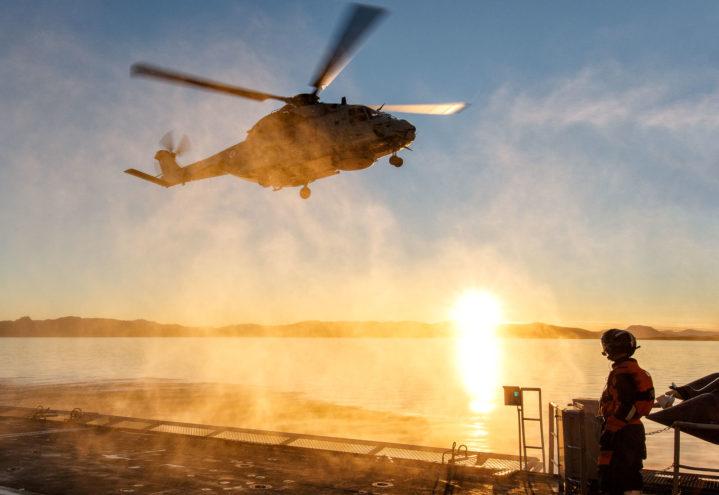 Hvordan styrke forsvaret av Norge ?