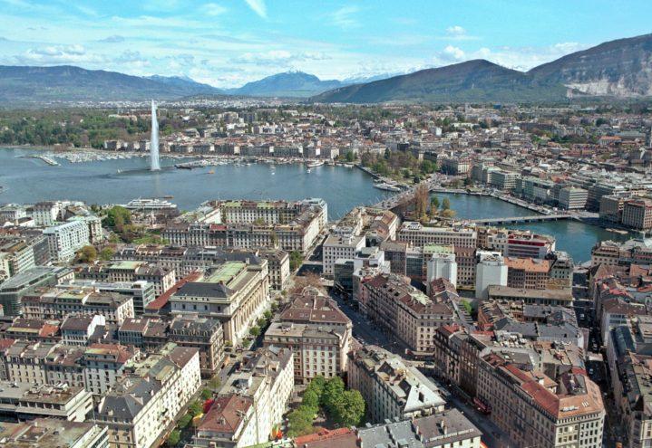 Kadettur Genève 8 – 11. april 2019