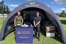 Forsvarets opptak og seleksjon – sommer 2019