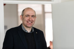 Anders Kvam gjenvalgt som leder