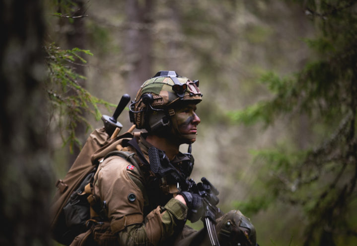 Nytt statsbudsjett: Fortsatt styrking av Forsvaret