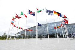 Tvisteløsning av NATO-stab avtalen – ny avtale